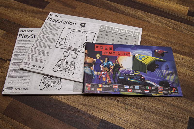 Playstation Classic Manual