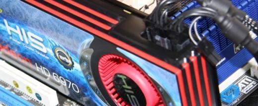 Test af HIS Radeon HD 6970 2GB Turbo grafikkortet