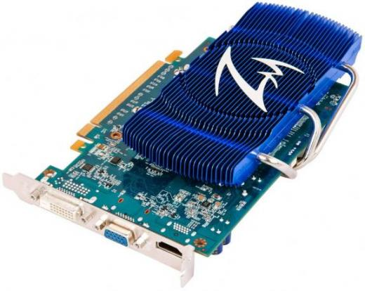 HIS Radeon HD 6670 iSilence 4 med passiv køling