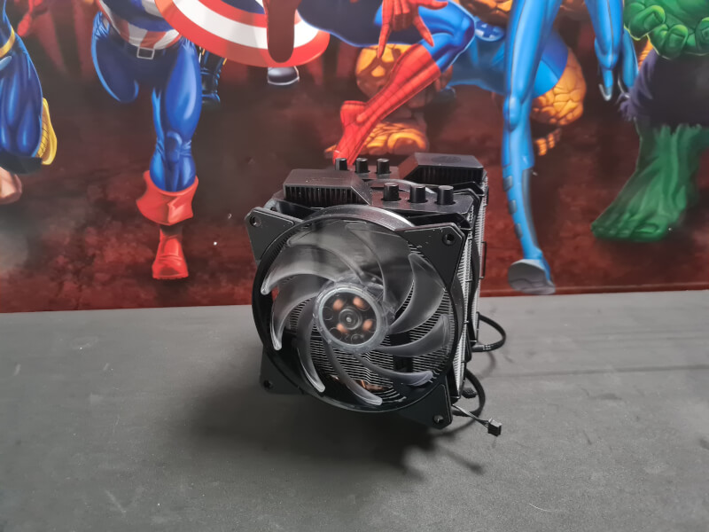 Noise Best AIO Master Arctic Aircooler Cooler test Guide Corsair Fractal Airflow BeQuiet Cooling Design Price in.jpg