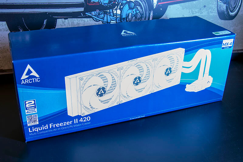 Liquid Freezer II - 420 - ARCTIC