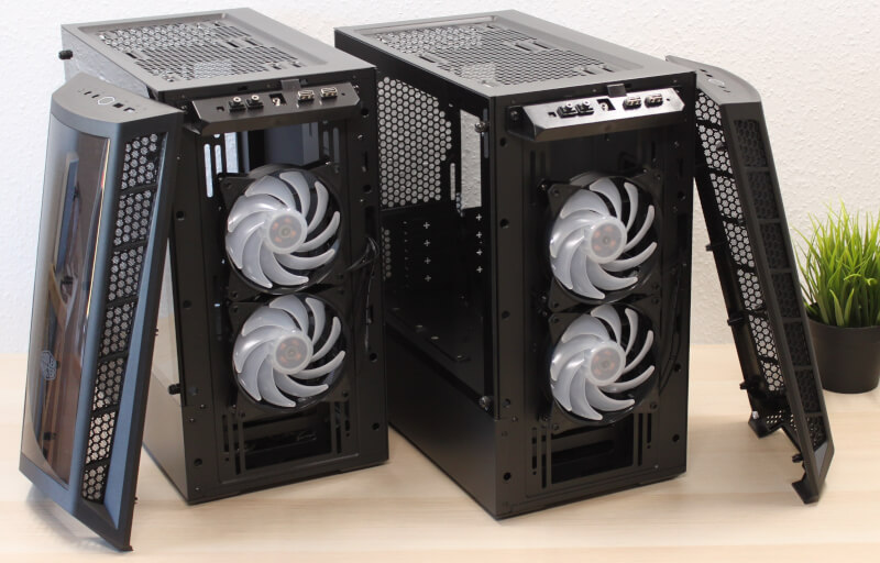 Gamerkabinet frontpaneler_cooler_master_midi_tower_kabinet_gaming_rgb_MB320L_MB311L_ARGB