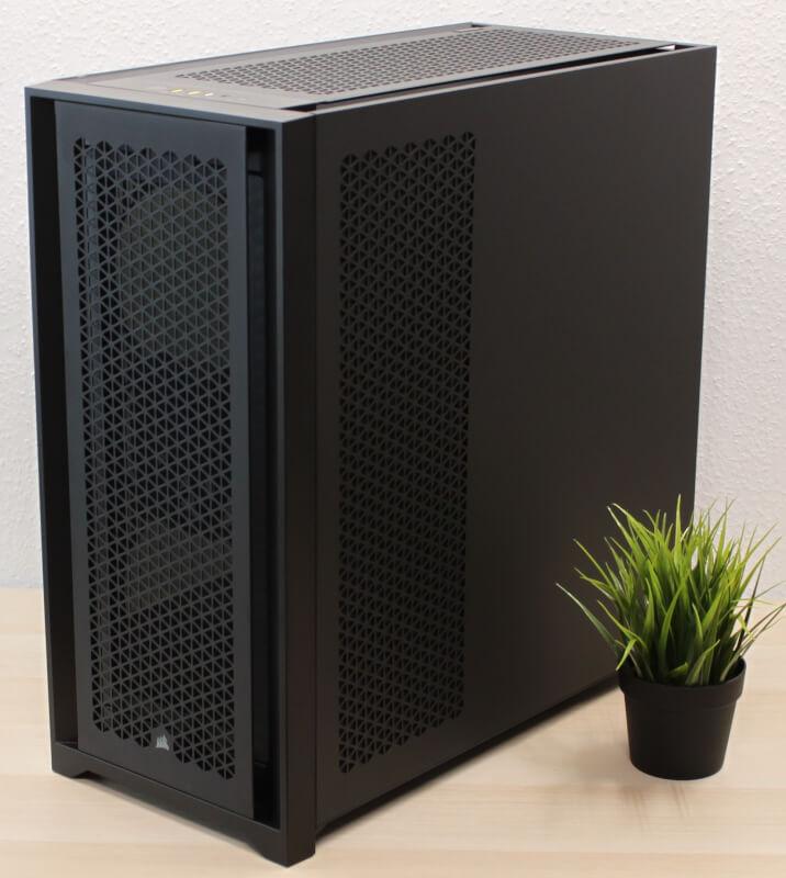Corsair 5000D Airflow kabinet