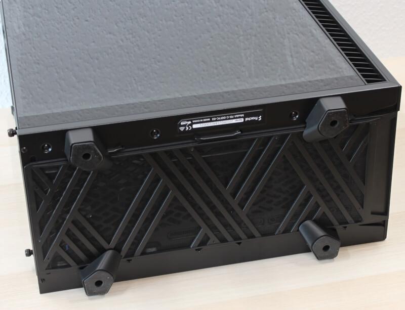 støvfilter 7 Compact miditower Design Define  Fractal kabinet