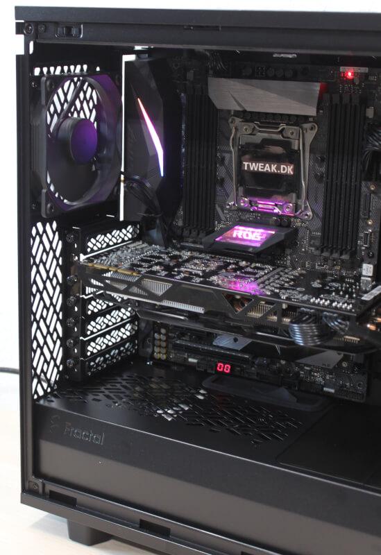 gaming Fractal Design Define 7 RGB gamer kabinet