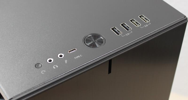 Fractal Design Define 7 Compact kabinet test tweakdk