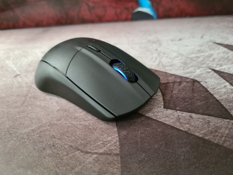 Claw Rival Wireless 3 gaming Mouse SteelSeries year-lon Finger Bluetooth 2.4Ghz Battery Grip