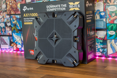 tp link archer ax11000 gaming router