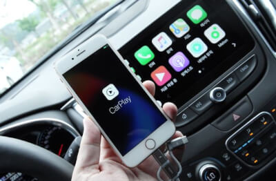 apple carplay flickr credit