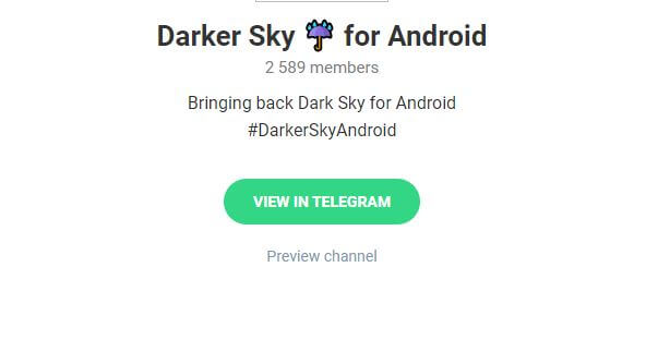 Darker Sky android