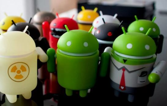 android google opdatering 11