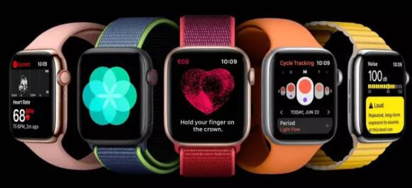 credit apple watchos 7 release