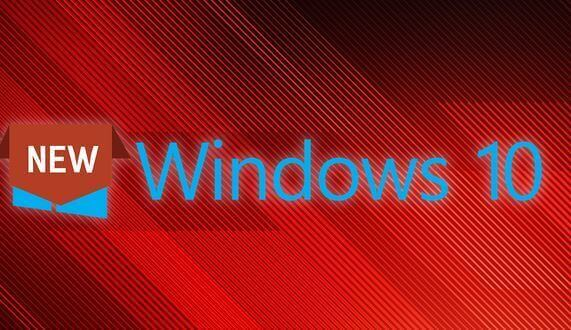 New Windows 10 april