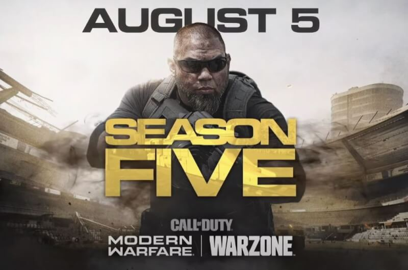 Call of Duty Warzone Season 5