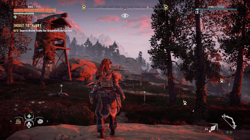 Horizon Zero Dawn review tweakdk