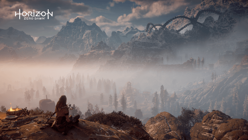 Guerilla Games Udsigt Horizon Zero Dawn PC