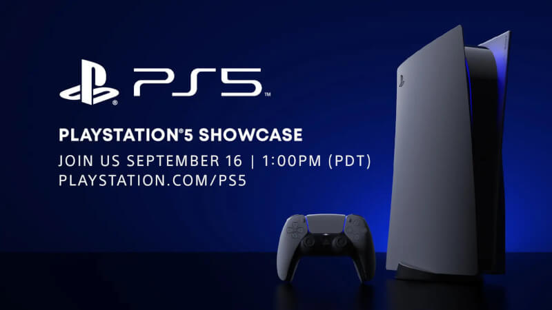 Sony PS5 event 16. september