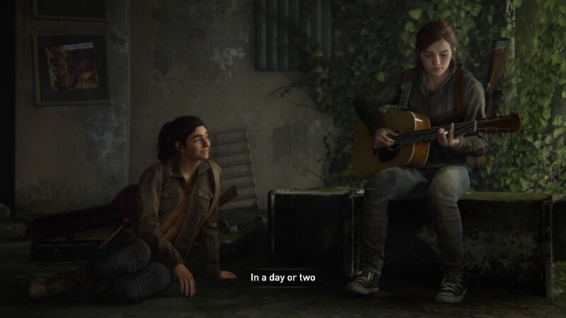 Lyd og voiceover The Last of Us Part 2 guitar take on me.jpg