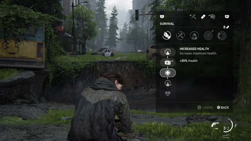 The Last of Us Part 2 PS4 Naughty Dog gameplay crafting talents.jpg