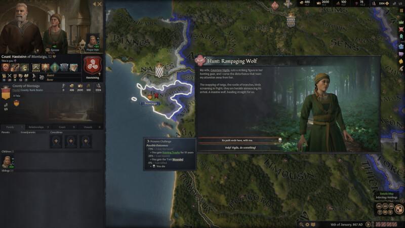 Crusader Kings III Paradox Interactive