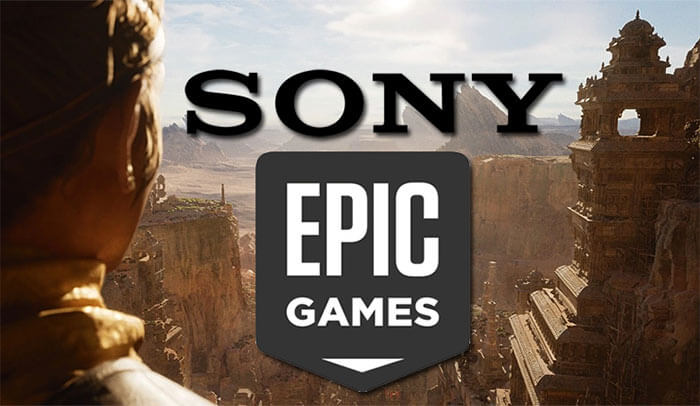 sony+epic-games