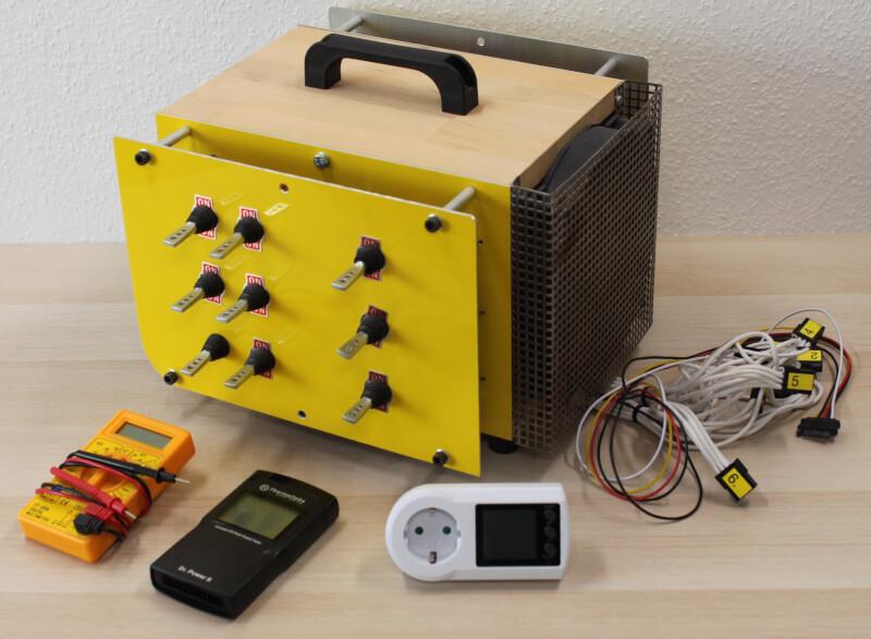 25_PSU-belaster_multimeter_strømmåler_udstyr_til_test_cooler_master.JPG