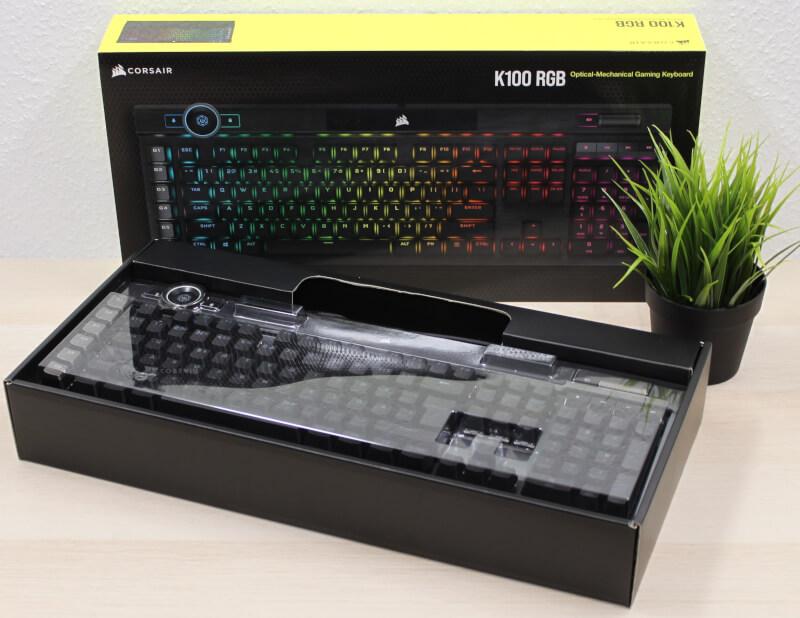 Corsair K100 RGB OPX