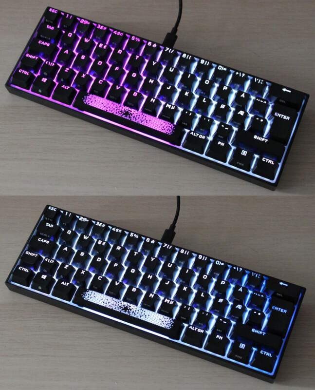 corsair_tastatur_k65_rgb_mini_lys_rgb_mørke_klart_flot